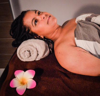 Instant Zen, massage détente de Nomade Spa et Beauté à Brest