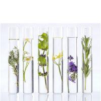 Rituel corps alliant les bienfaits des Fleurs de Bach anti-stress et des huiles essentielles relaxantes